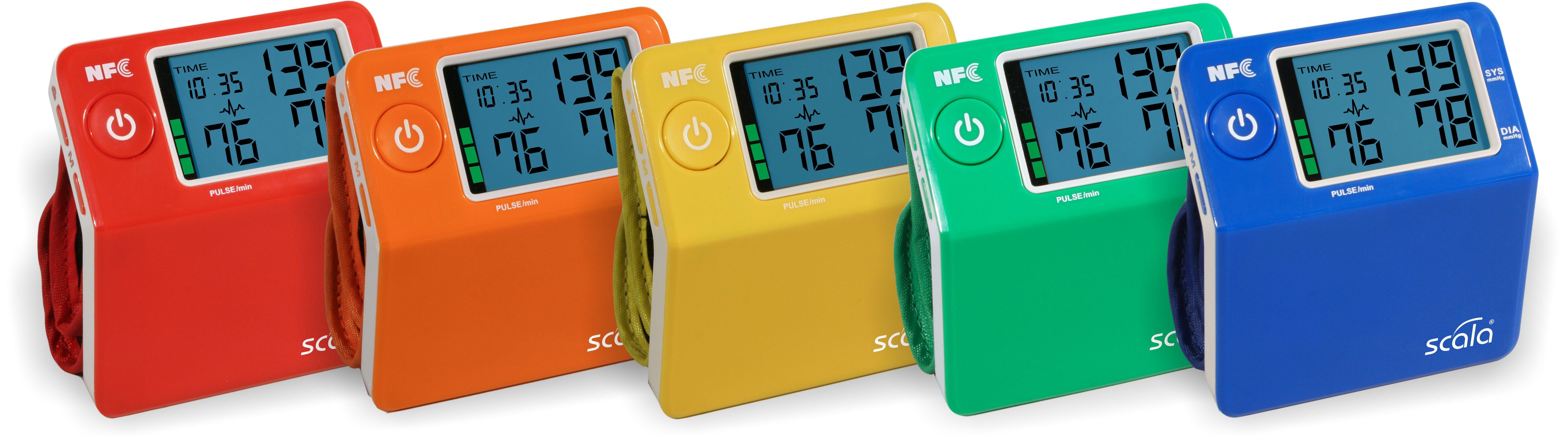 Wrist Blood Pressure Monitor SC 7400 - Scala Webshop