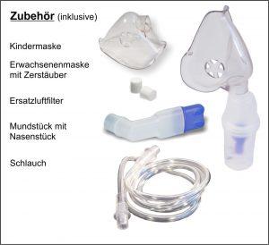 Jahrespaket für Inhalator SC 145