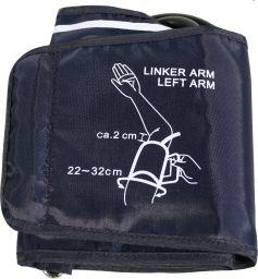Zugbügelmanschette für Oberarm-Blutdruckmessgeräte von SCALA