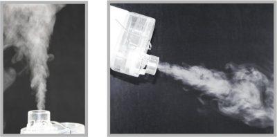Inhalator SC 350 in Aktion