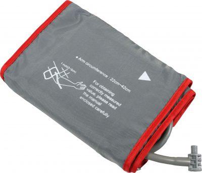 extralange Manschette für Oberarm-Blutdruckmessgeräte